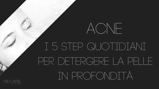 5 step detersione
