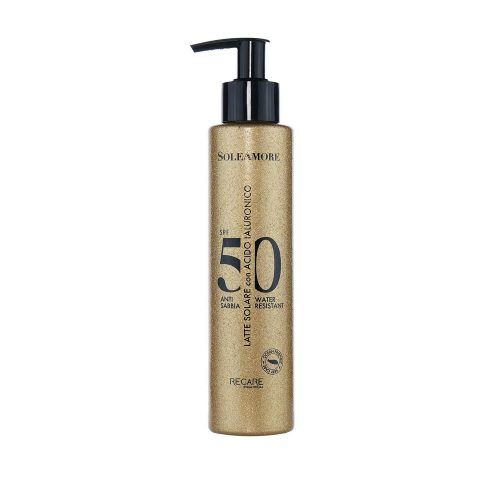 Latte solare water resistant spf50